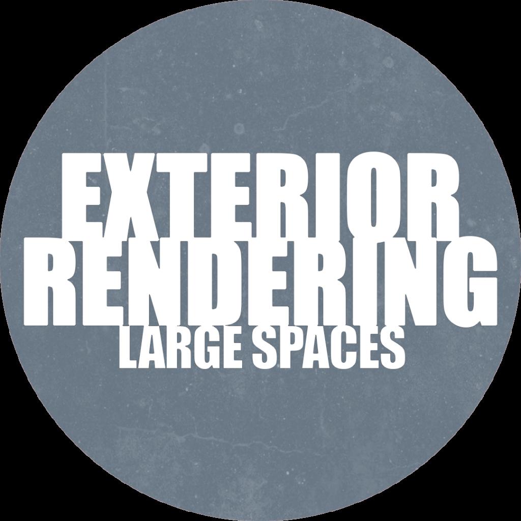 tarkibstudio - Exterior Rendering Large Spaces