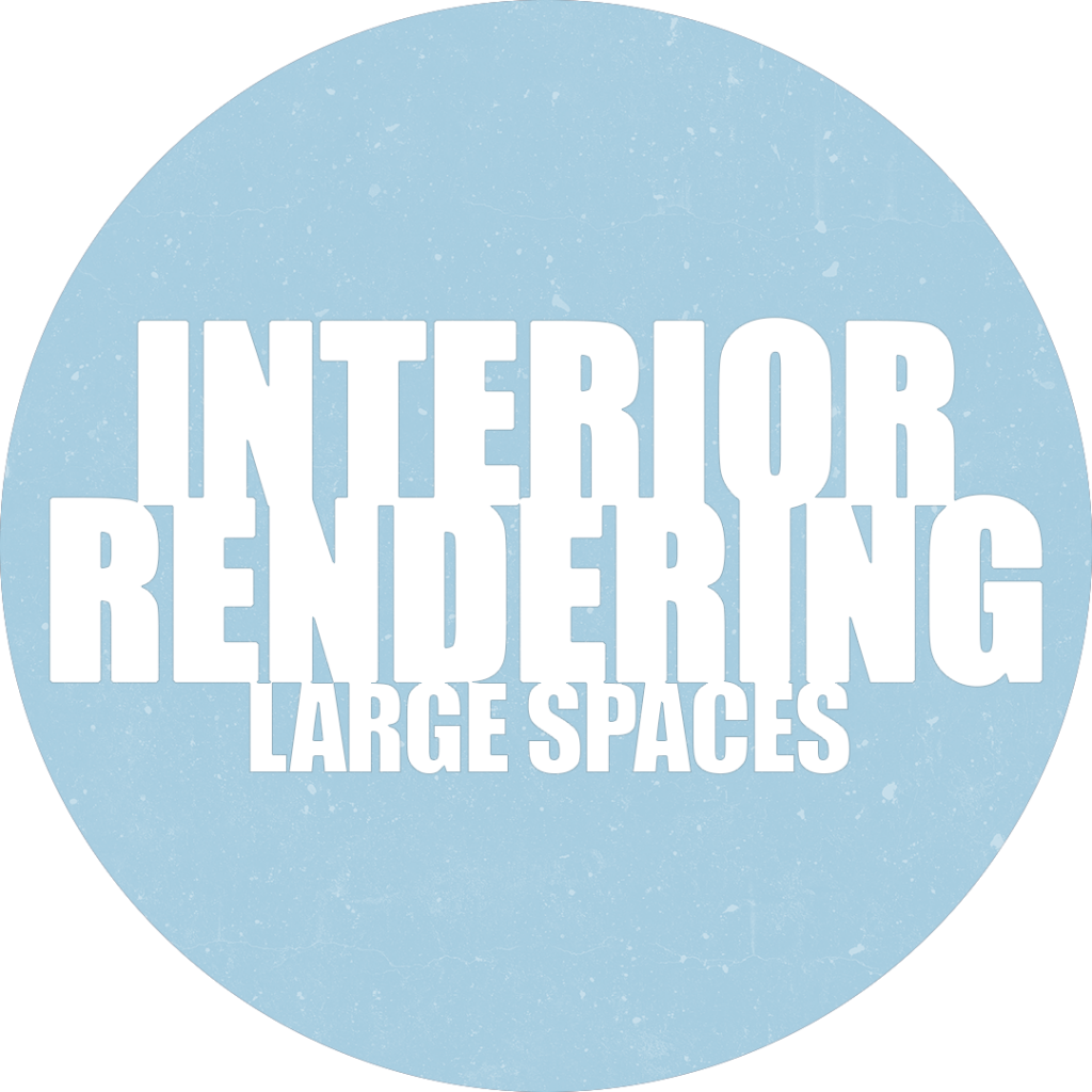 tarkibstudio - Interior Rendering Large Spaces