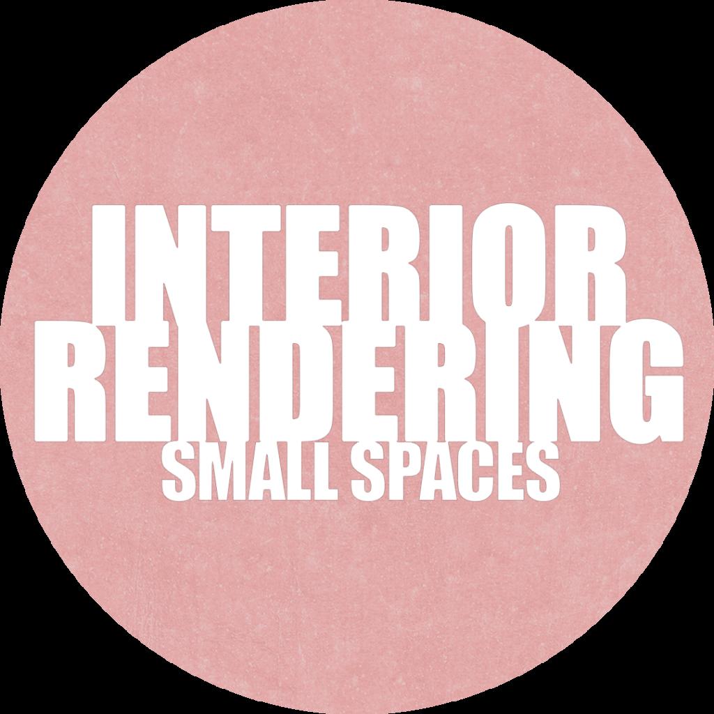 tarkibstudio - Interior Rendering Small Spaces
